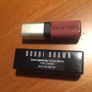 Bobbi Brown Makeup - Bobbi Brown Luxe Liquid Lip